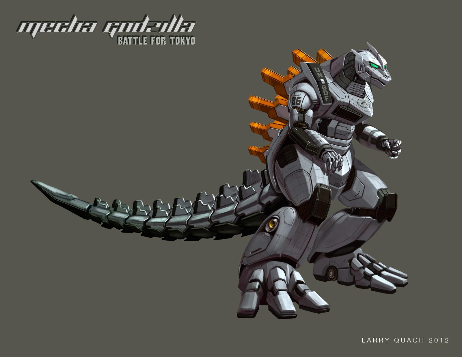 Mechagodzilla 2012 Godzilla's ...