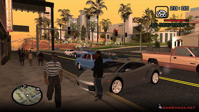 GTA San Andreas Original Gameplay Screenshot 3