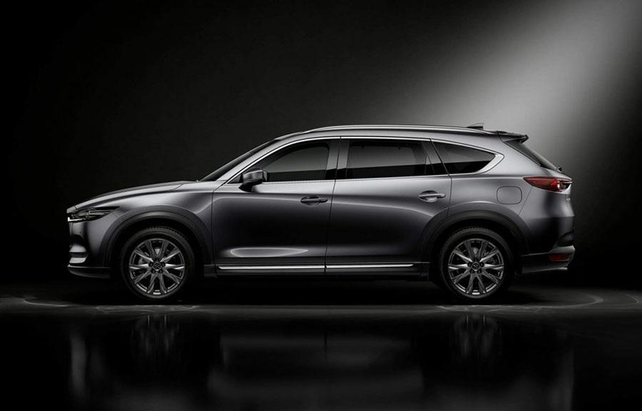 Mazda to exhibit CX-8 at Beijing Motor Show