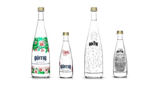 Güitig rinde tributo a la cultura y a la moda con su nueva botella