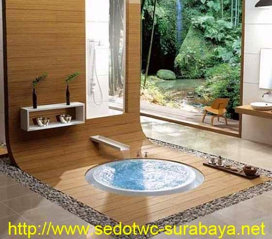 Cara Desain Kamar Mandi Atau Toilet