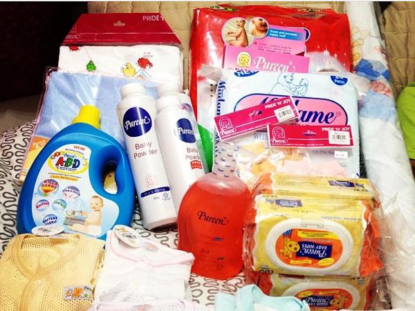 Persiapan menyambut baby baru - senarai barang keperluan