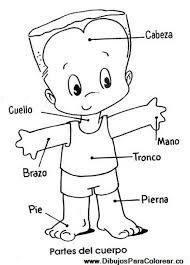Imagenes Para Colorear Kinder Dibujos Para Preescolar Para