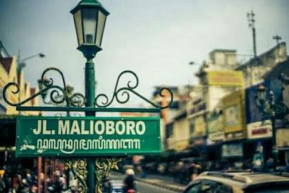 Jalan Malioboro, Jalan Yang Paling Populer Di Kota Yogyakarta