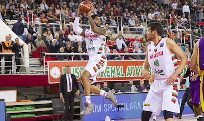 Basketball Champions League - Pınar Karşıyaka