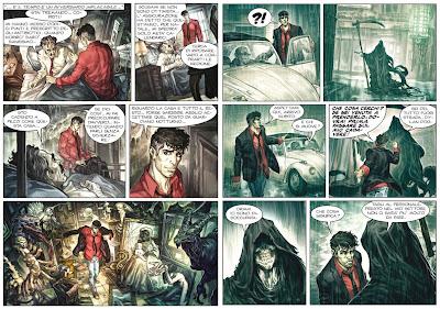 Dylan Dog Color Fest - #10 - Altroquando - Addio Groucho