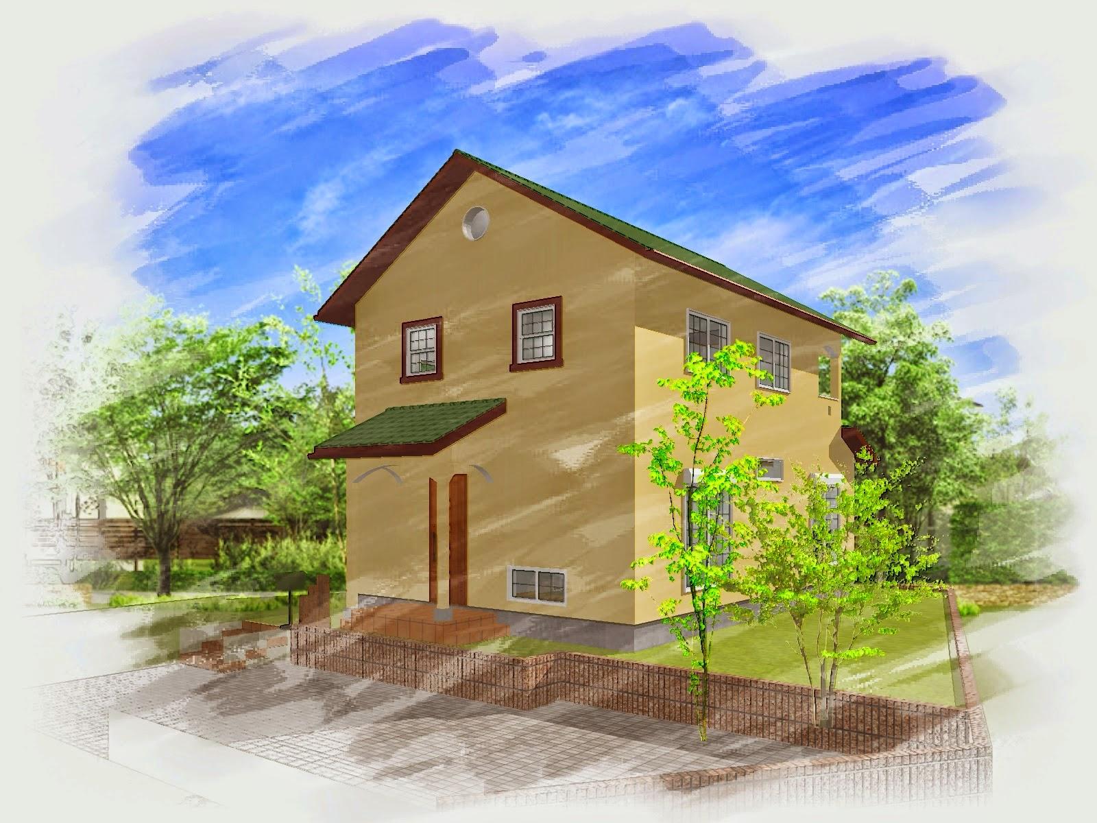 三重県みのや 自然素材の家