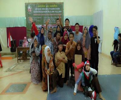 acara perlombaan kemerdekaan indonesia di yabni