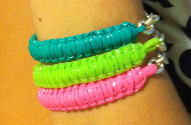 The Backside Of Bracelets