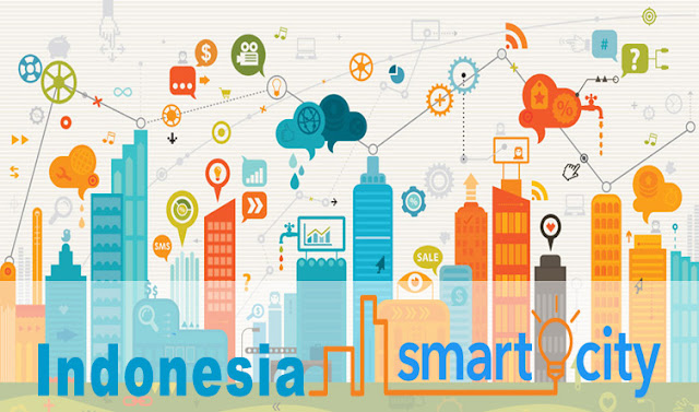 Membangun Smart City Dengan Pemanfaatan Teknologi Informasi