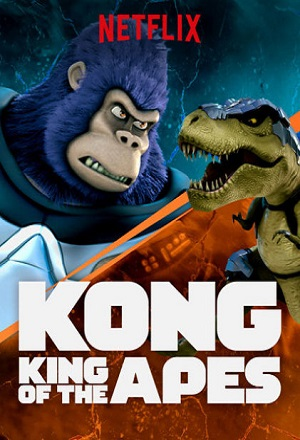 Kong King of the Apes S01E13 Dual Audio Hindi 720p WEBRip 200MB