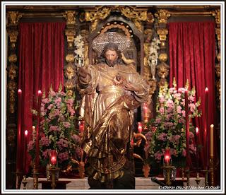 Resultado de imagen de Sagrado Corazón de Jesús de El Puerto de Santa María