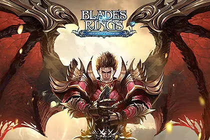 Download Game MMORPG Android Blades and rings