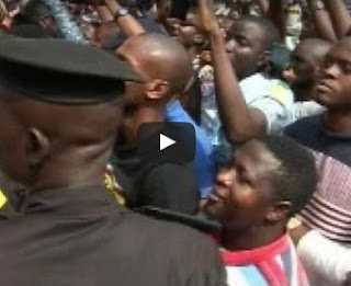 LAUTECH Student Protest: Gov. Ajimobi Releases Another Version Of Video