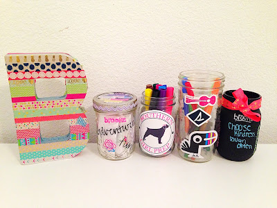 Preppy Desk Decor | Live The Prep Life