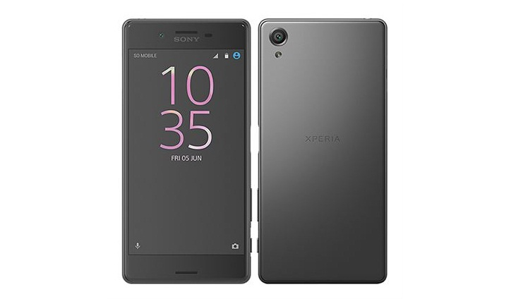 Cara Flashing Sony Xperia X F5121 Bootloop / Mati total