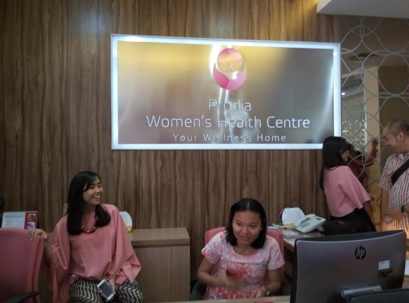 Tarian Penaku Prodia Womens Health Centre Pusat Kesehatan Perempuan Medical Check Up Wanita Sehat Lengkap Nuansa Pink Yang Cantik