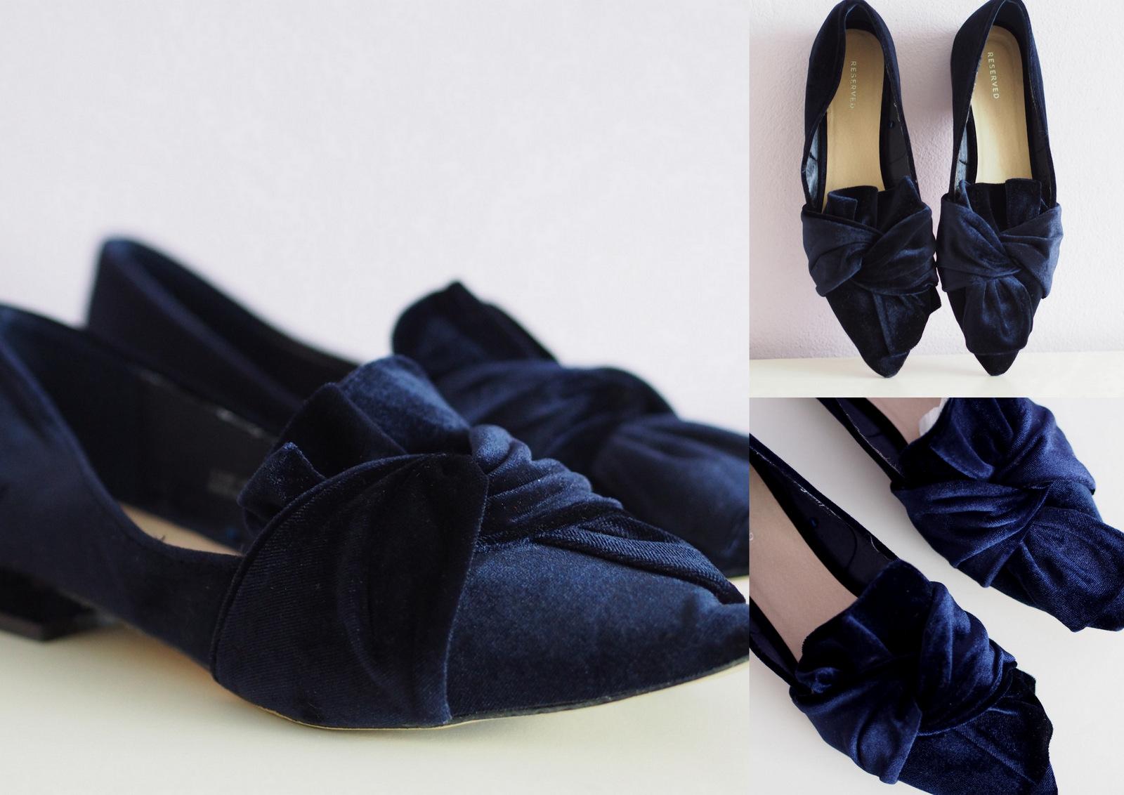 aaee3257ba44 Zamatové topánky som objavila na e-shope a dokonca aj v čiernej farbe. Bola  to láska na prvý pohľad. Pripomínajú mi trošku topánky