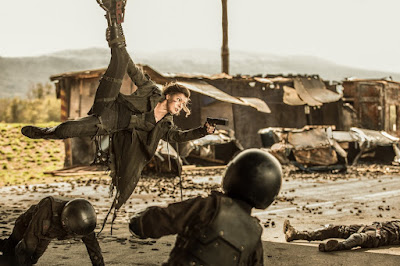 Resident Evil: The Final Chapter Milla Jovovich Picture (9)