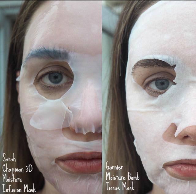 Save or Splurge - Battle of the Face Sheet Face Masks