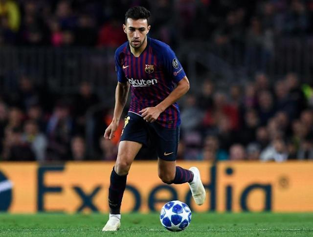 Barcelona Sepakat Lepas Munie Ke Sevilla