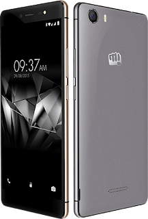 micromax canvas 5 design