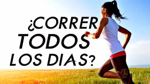 correr todos los dias
