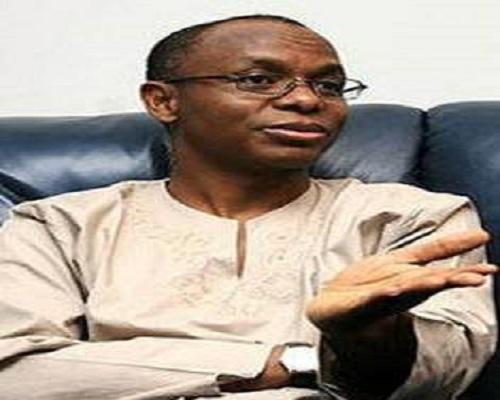 BREAKING: APC suspends El-Rufai for six months.