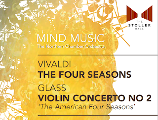 Mind Music - Northern Chamber Orchestra at Stoller Hall