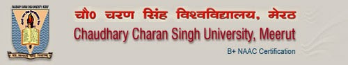 CCS University Meerut Result 2017