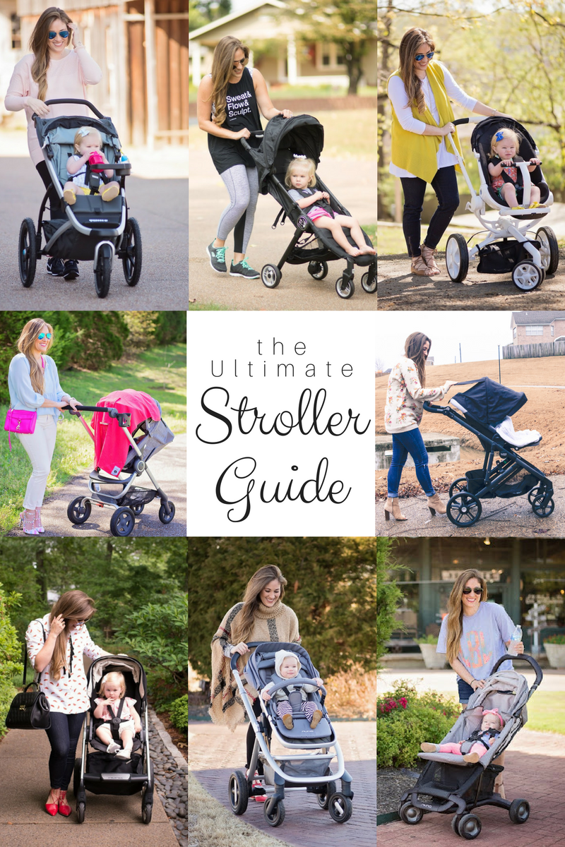 Ultimate Stroller Guide: which stroller is best for you