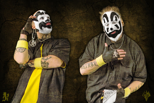 INSANE CLOWN POSSE : NEW RELEASE FEARLESS FRED FURY!