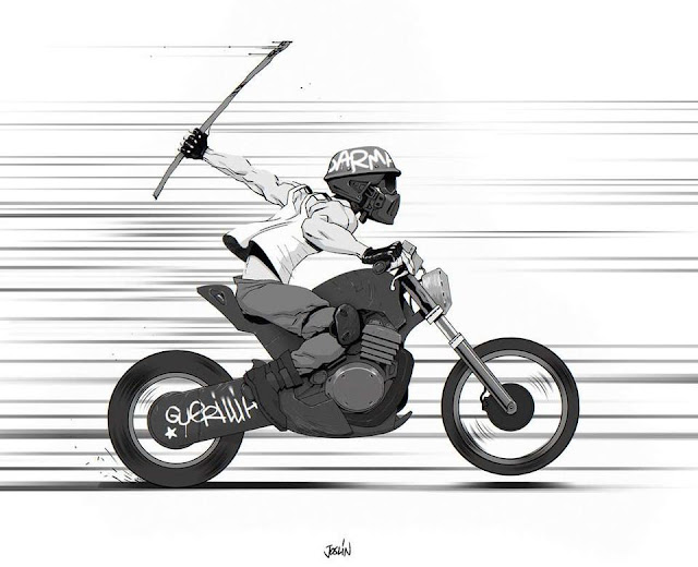 Illustration by Joslin