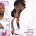 BBNaija: BamBam & Teddy A. make cover of The Celebrity Magazine's love edition.