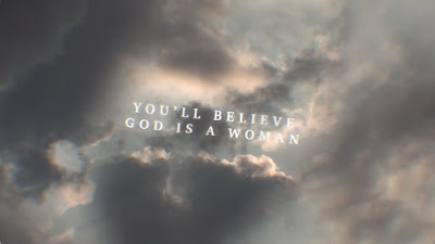 Ariana Grande - God is a woman (Rap)