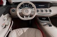 Mercedes-Maybach S 650 Cabriolet (2017) Dashboard