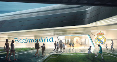 Real Madrid Interactive Experience Center