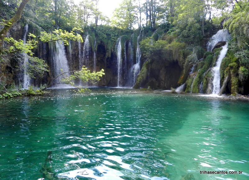 Lagos de Plitvice Croácia