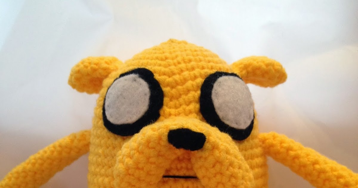 Patrón Crochet Finn el Humano y Jake el Perro – Amigurumi Duende ... | 630x1200
