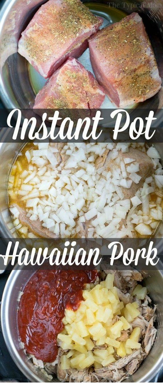 Instant Pot Hawaiian Pulled Pork
