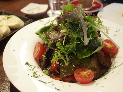Ollie's Vegan Salad
