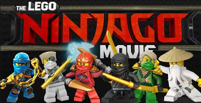 The LEGO Ninjago 2017