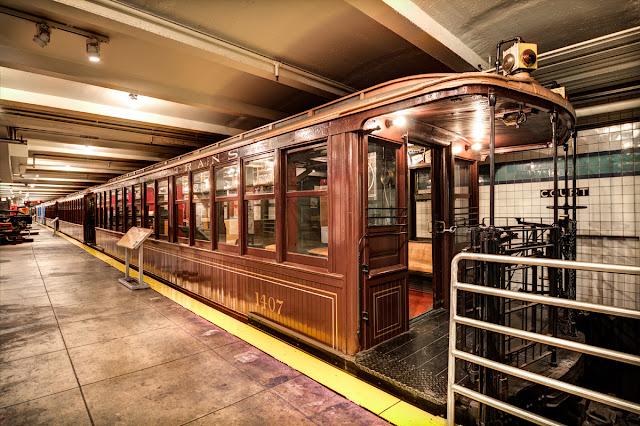 Museu do Trânsito de Nova York