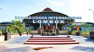Debu Vulkanik Mulai Mengarah Ke Lombok, Bandar Udara Ditutup Sementara