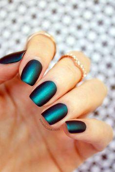 spring manicure design idea