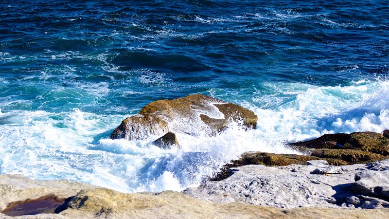 Crashing Waves at North Bondi