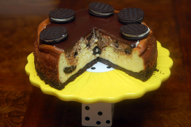 Extreme Oreo Cheesecake Cheesecake Factory Copycat Hugs