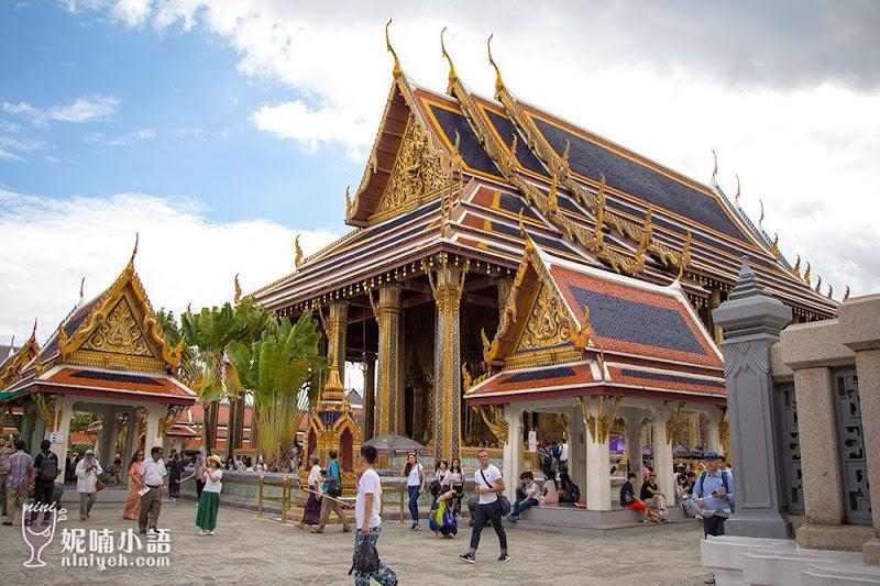 【曼谷景點推薦】玉佛寺與曼谷大皇宮。最具指標性的國寶級景點 | 妮喃小語
