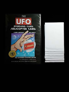 toko sulap jogja Ufo Card