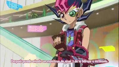 Ver Yu-Gi-Oh! ZEXAL Temporada 1: Antes del Carnaval Mundial del Duelo - Capítulo 6